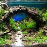 арка в аквариуме