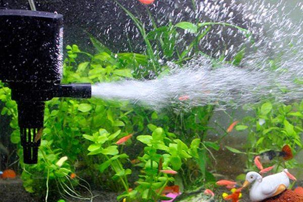 аквариумный насос