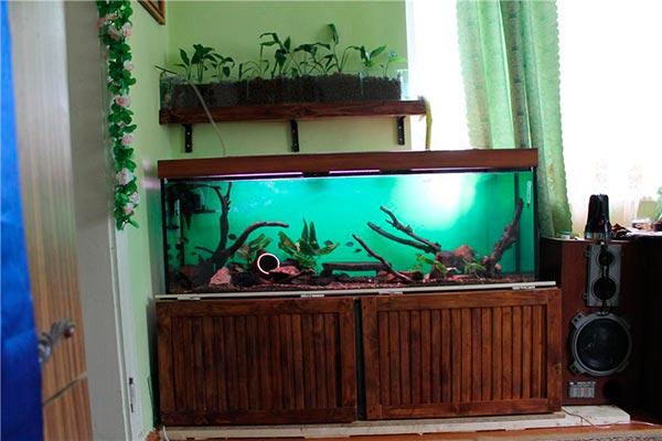 аквариумный фитофильтр